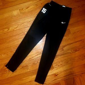 Nike Dri-fit athletic joggers